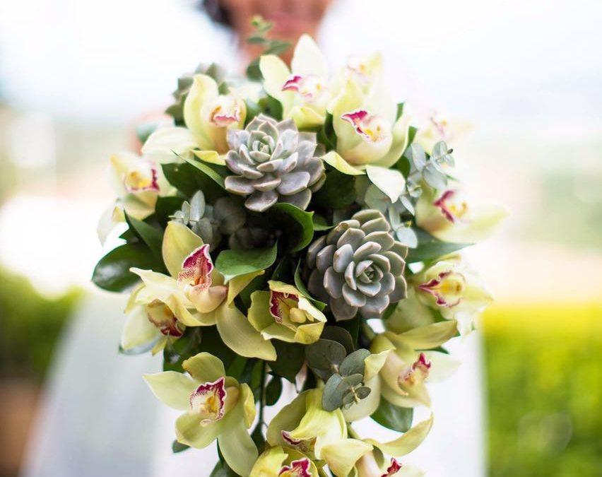 Cómo escoger tu ramo de novia